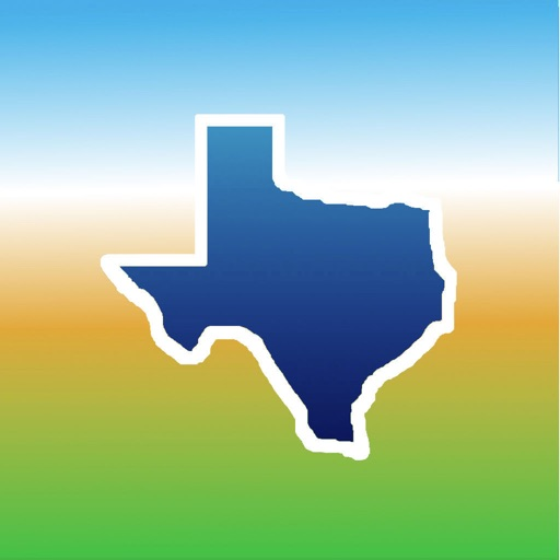 Aqua Map Texas Lakes GPS