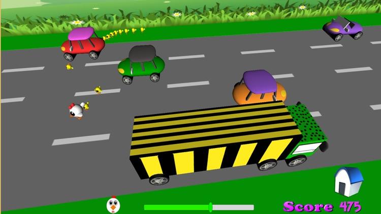 Chicken Noodles cross the road screenshot-0