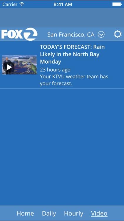 KTVU Weather screenshot-3