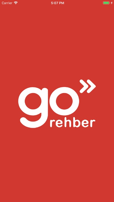 Screenshot for Go Rehber in Lebanon App Store