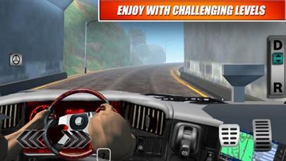 Truck Oil Climb Hill Mission screenshot 2