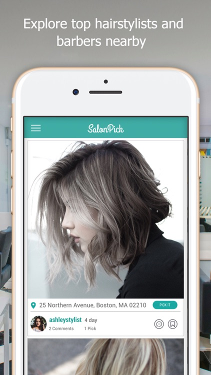 SalonPick screenshot-0