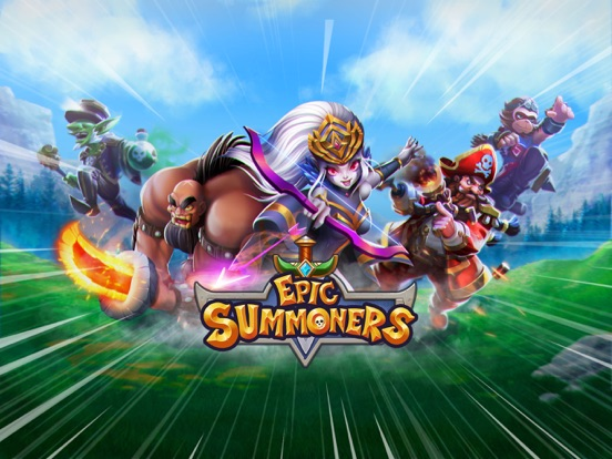 Epic Summoners: Monsters War на iPad