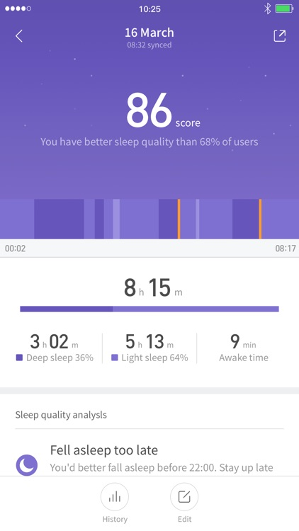 Mi Fit screenshot-3