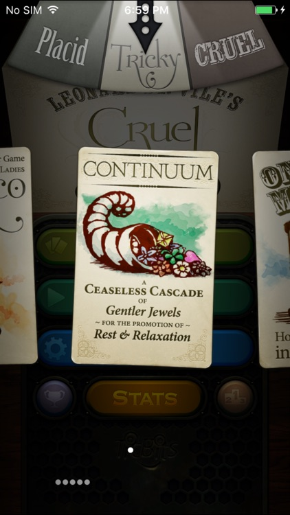 Cruel Jewels screenshot-2