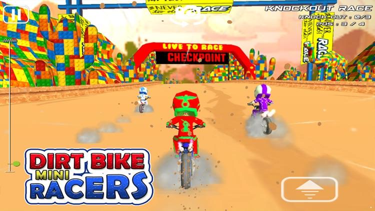 Dirt Bike Mini Racer : 3D Race