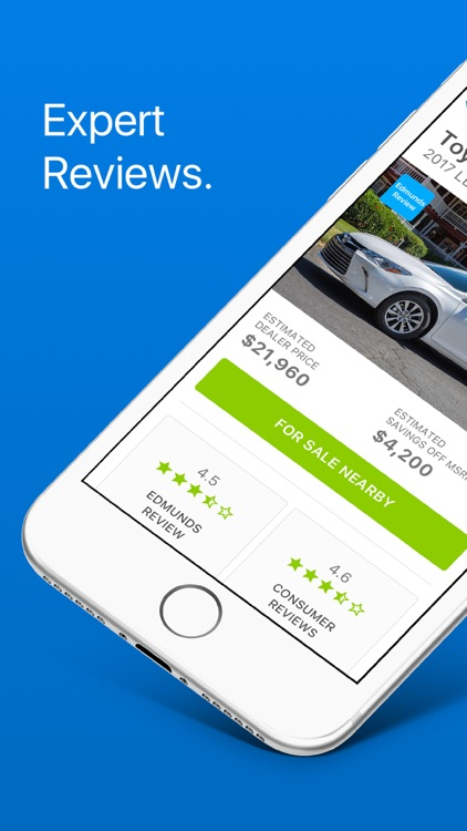 Edmunds - Shop Cars For Sale screenshot-0