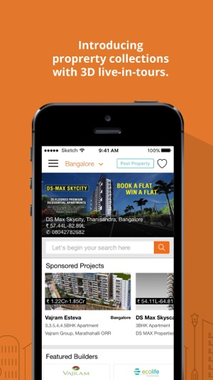 CommonFloor Property Search on the App Store