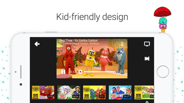 youtube kids francais pour pc