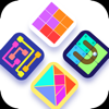 Haoxuan Luo - Puzzly Puzzle Game Collection artwork