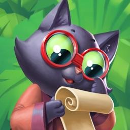 Tropicats: Match 3 Puzzle Game