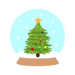 Enjoy Christmas Stickers