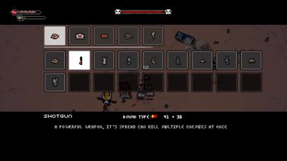 Screenshot from Ashworld