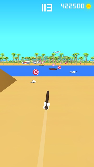 Flying Arrow! screenshot 4