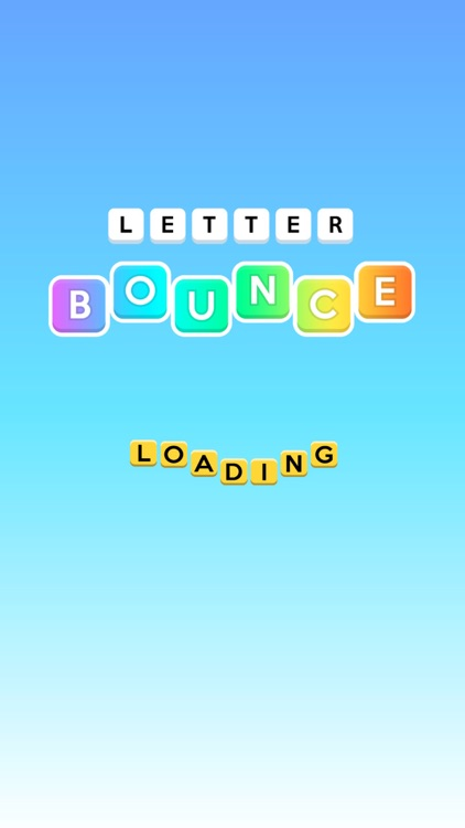 Letter Bounce screenshot-5