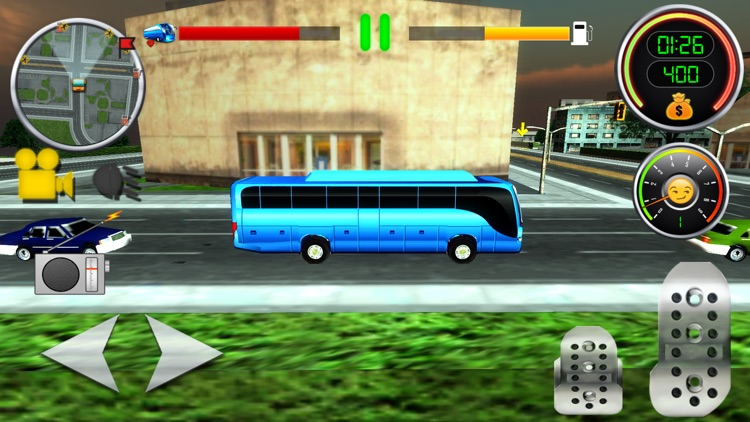 City Bus Driver: Driving Sim screenshot-4