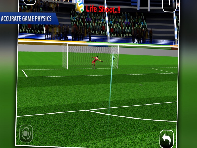 Finger Soccer Kicks