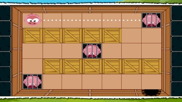 Pig Friend Escape screenshot-3