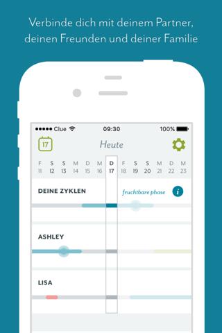 Clue - Health & Period Tracker screenshot 4