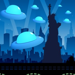 NYC Alien Invasion HD