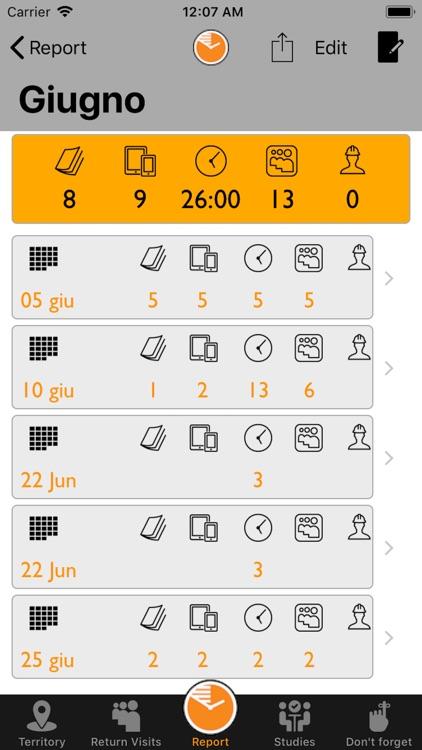 JW-Service Notes screenshot-6