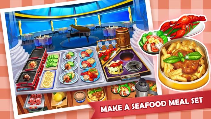 Kitchen Frenzy - Chef Master Screenshot