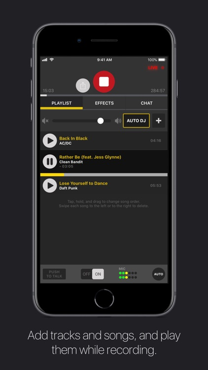 Spreaker Studio screenshot-1