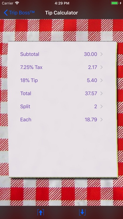 Trip Boss Expense manager screenshot-3
