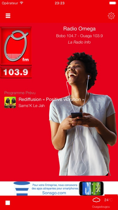 download Radio Omega (Officielle) apps 4
