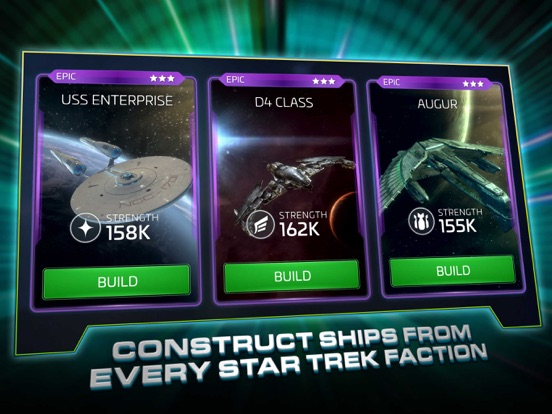 Star Trek Fleet Command screenshot #4