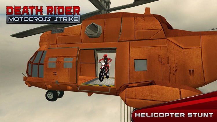 Bike Rider Stunt Motocross 3D screenshot-3