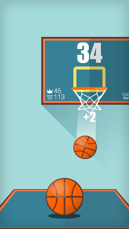 Basketball FRVR - Shoot Hoops screenshot-3