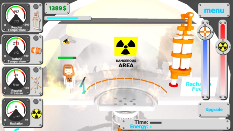 Nuclear inc 2 screenshot-4