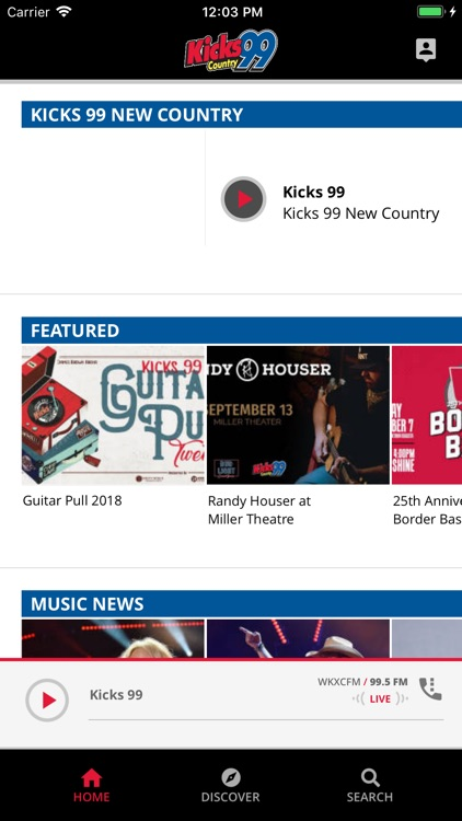 The Kicks 99 App Is 1 For New Country Hear And Connect With Artists Songs That You Love Can Us Like Never