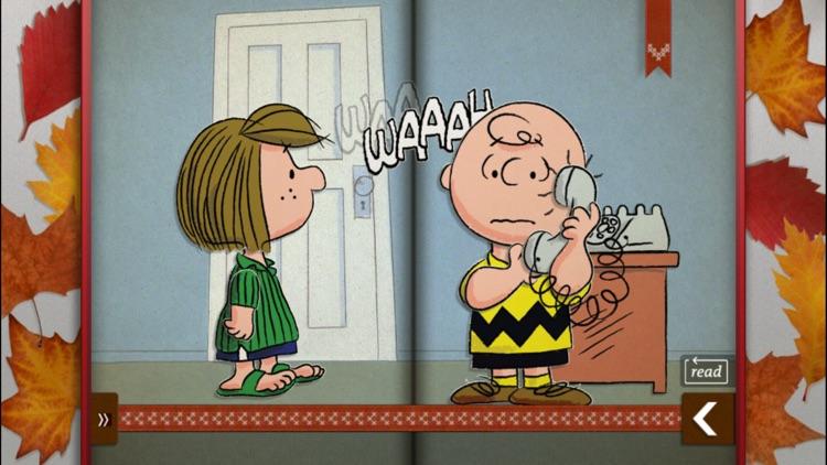 A Charlie Brown Thanksgiving screenshot-3