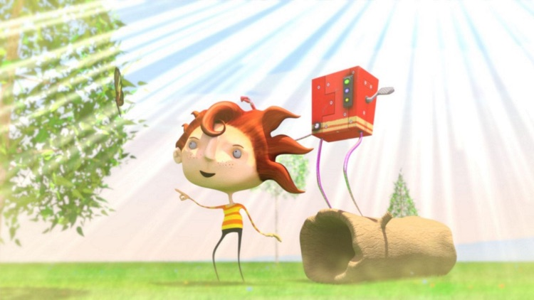 The Robot Whimsy Picture Book screenshot-9