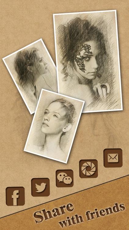 Cartoon Sketch Picture Filters screenshot-4