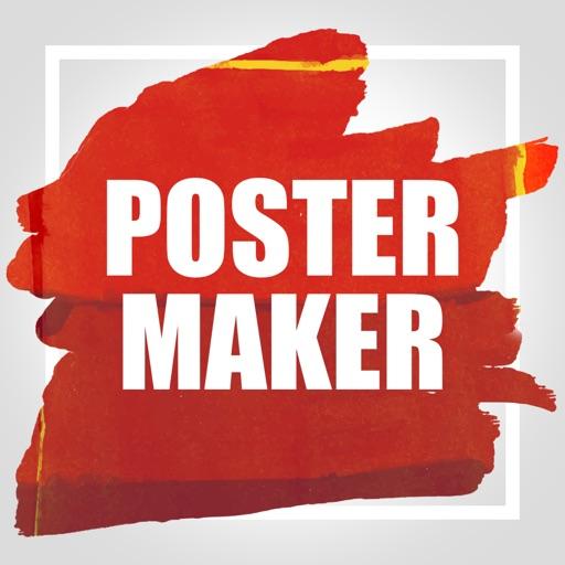 Poster Maker Flyer Maker by Simply Entertaining LLC