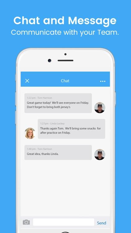 TeamLinkt - Sports Team App screenshot-3