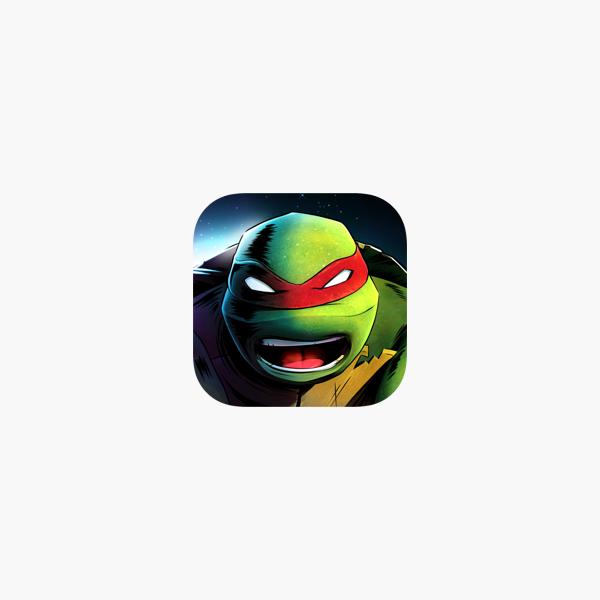 Las Tortugas Ninja: Leyendas en App Store