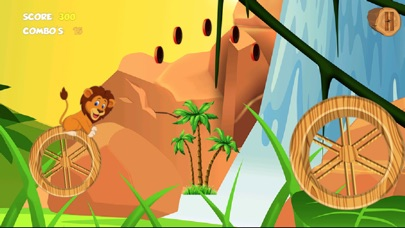 The Jungle Squirrel On Journey screenshot 3