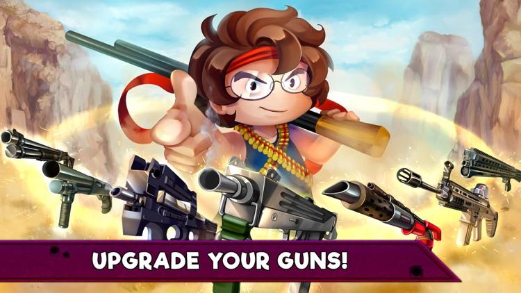 Ramboat 2 - New Shooting Game screenshot-0