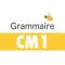 Grammaire CM1 (Lien AppStore)