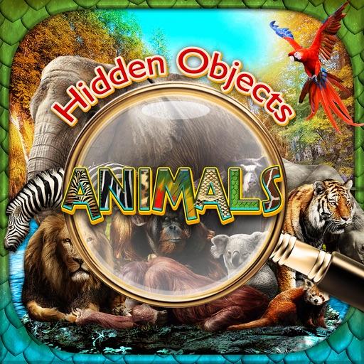 Hidden Object Animal Spy Quest