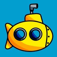 Activities of Crazy Submarine: Underwater