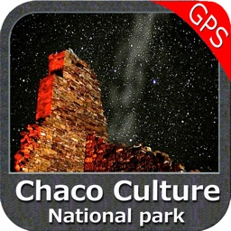 Chaco Culture National Historic Park GPS Chart