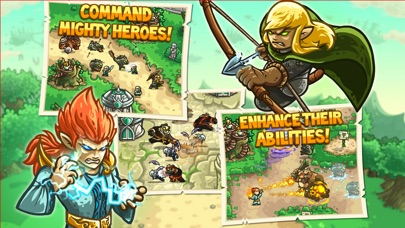 Kingdom Rush Origins Screenshots