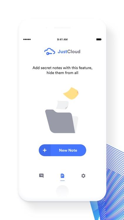 Just Cloud Storage screenshot-3
