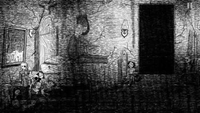Neverending Nightmares screenshot1