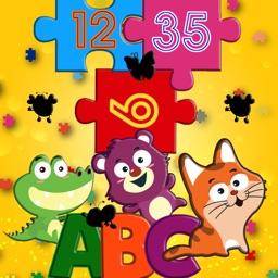 ABC Alphabet - Jigsaw puzzle!